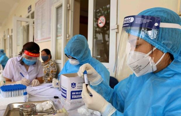 截至16日18时越南新增4例境外新冠肺炎输入性病例 hinh anh 1