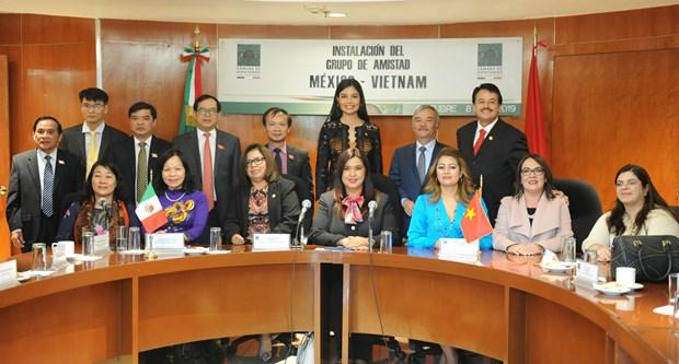越南与墨西哥建交45年:越墨友好和双边合作关系不断深化发展 hinh anh 1