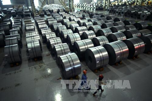 美国宣布对从越南进口的不锈钢板带材涉嫌避税发起贸易调查 hinh anh 1