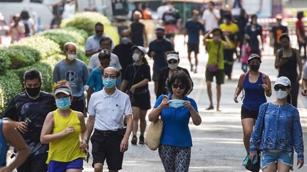 泰国将韩国和中国撤出危险性传染病地区名单 hinh anh 1
