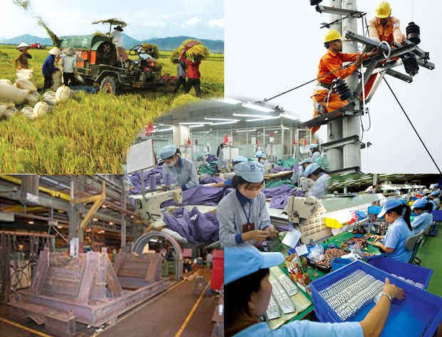 国际组织对越南经济给予积极评价 hinh anh 1