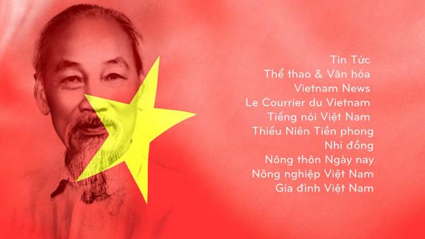 胡志明主席诞辰130周年:越南10家报纸给读者带来绘制胡伯伯肖像的体验 hinh anh 1