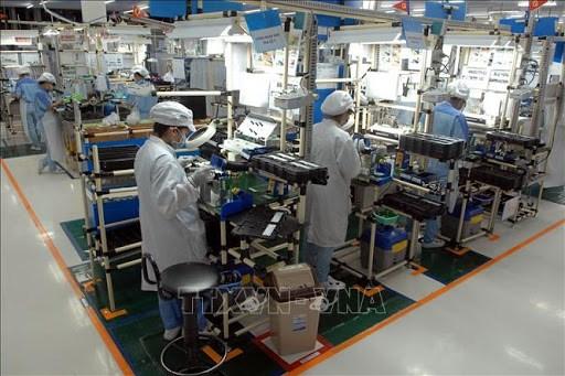 越南是外国企业首选的转移目的地 hinh anh 1