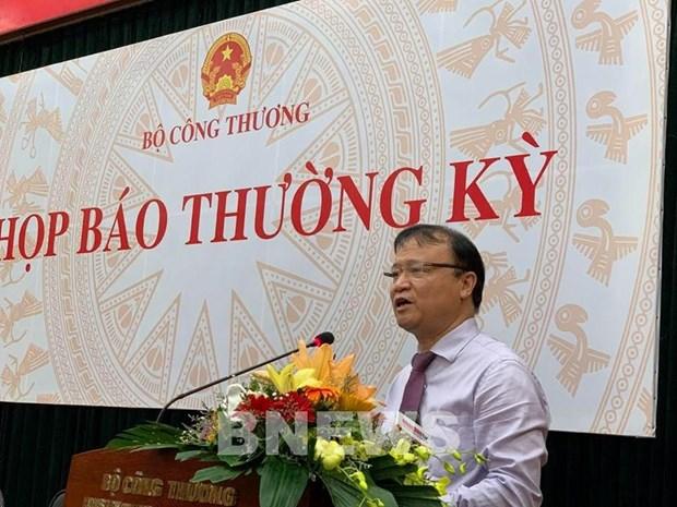 工贸部副部长杜胜海:确保猪肉供应充足的措施就是恢复生猪生产 hinh anh 1