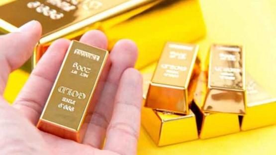 5月19日越南国内黄金价格下降45万越盾 hinh anh 1
