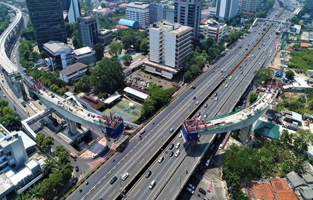 2020年印尼经济增长率可能仅为0.4% hinh anh 1