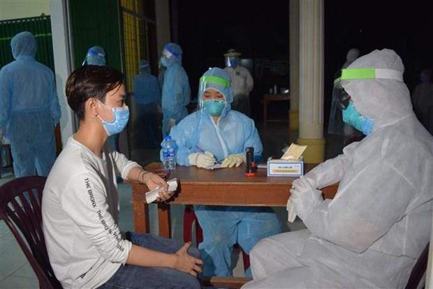 越南连续第33天无新增新冠肺炎确诊病例 hinh anh 1