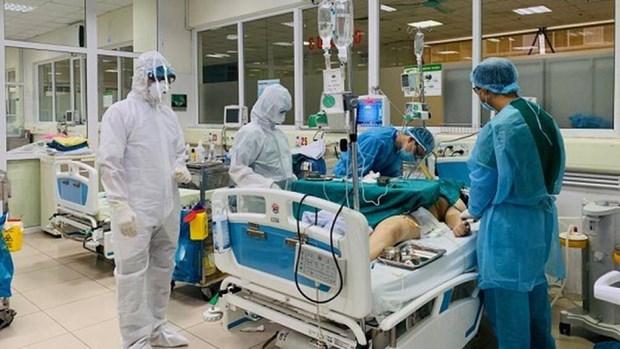 越南无新增确诊病例 诸多赞助商愿为第91例赞助肺移植手术费用 hinh anh 2