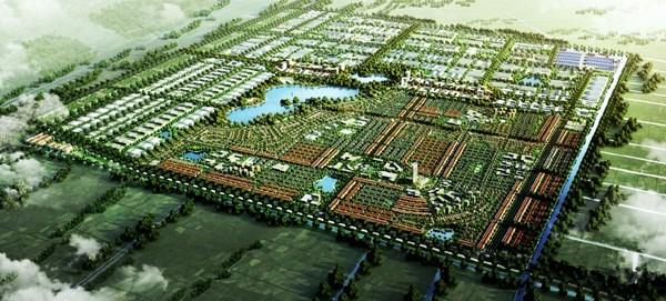 """占地面积达1800公顷的工业区动工兴建 为迎来""""金鹰""""做好准备 hinh anh 2"""
