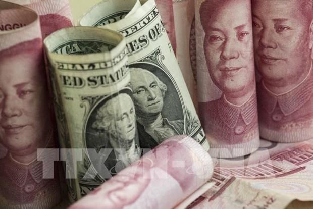 5月20日越盾对美元汇率中间价下调10越盾 hinh anh 1