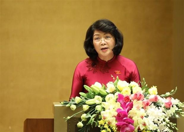 第十四届国会第九次会议:《越南与欧盟自由贸易协定》是推动双边贸易与投资关系的重要杠杆 hinh anh 2