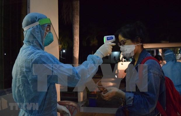 越南继续无新增本地新冠肺炎确诊病例 hinh anh 1