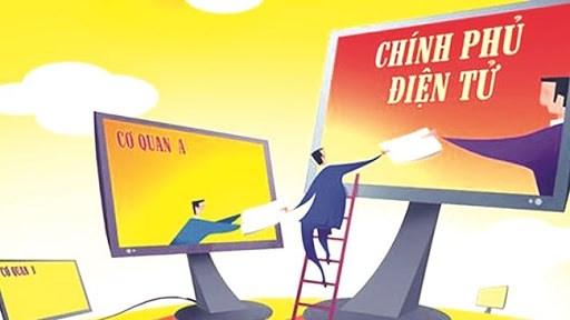 越南努力增强电子政务可及性 hinh anh 1