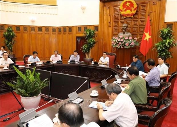 政府副总理武德儋:越南已基本控制新冠肺炎疫情 但尚未战胜疫情 hinh anh 1