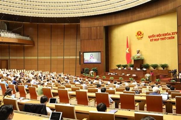 争取机会加强越南经济承受力和竞争力 hinh anh 1