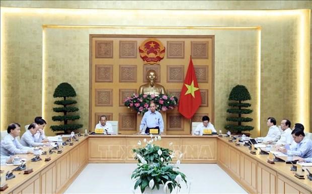 政府总理阮春福:引进外国高科技、高附加值项目是必要的走向 hinh anh 1