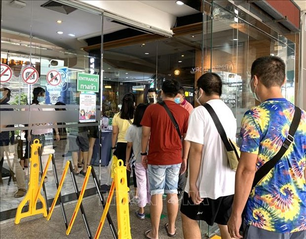 新冠肺炎疫情:泰国紧急状态将继续延期1个月 hinh anh 1