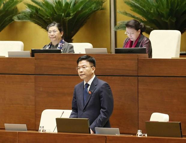 越南第十四届国会第九次会议公报(第三号) hinh anh 2