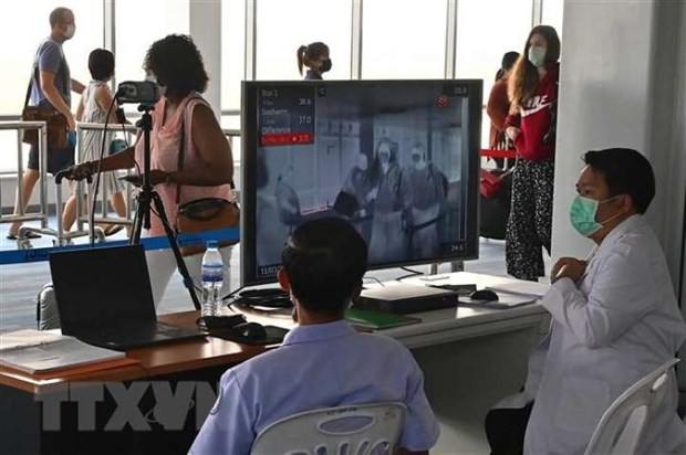 新冠肺炎疫情:老挝连续40天无新增病例 新加坡确诊病例数超3万例 hinh anh 1