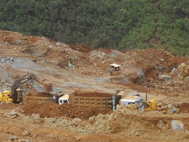 2020年第一季度菲律宾金属工业生产总值同比下降11% hinh anh 1