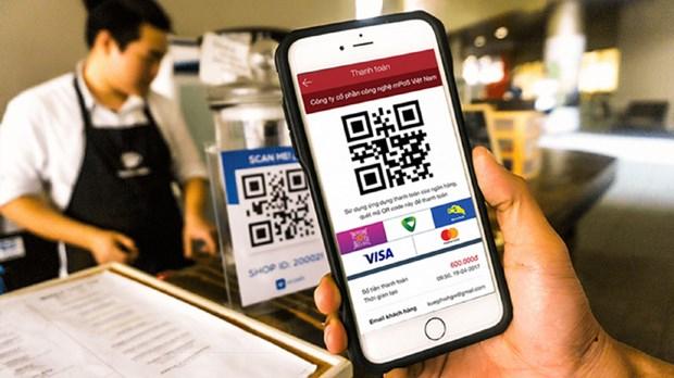 电子支付:备受越南消费者关注的新付款方式 hinh anh 1