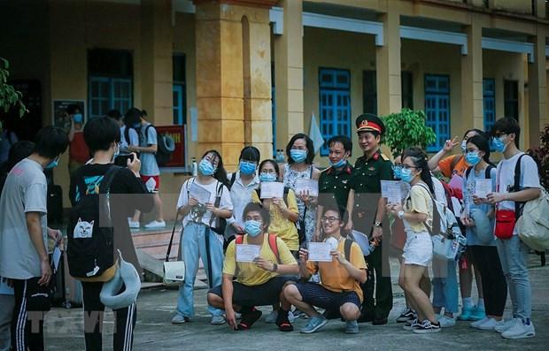 越南在新冠肺炎疫情防控工作中排名世界第一 hinh anh 2
