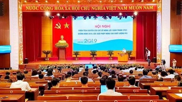 广宁省继续改善投资环境、提高PCI指数 hinh anh 1
