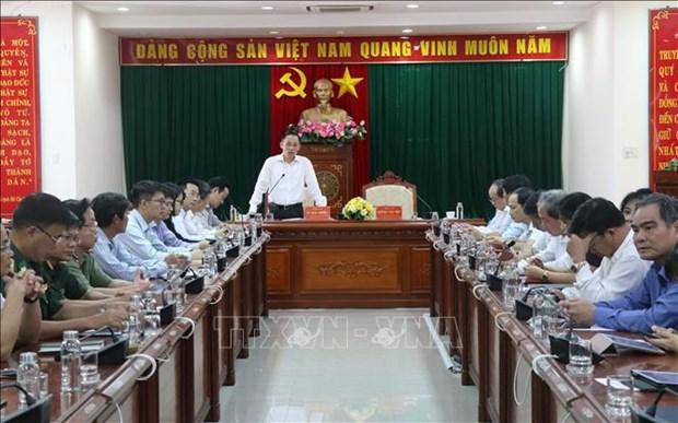 越南依然维护好和平环境 保护国家主权和领土完整 hinh anh 2
