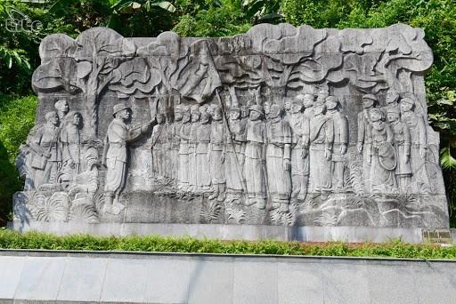 陈兴道森林国家级特殊遗迹区——越南人民军的诞生地 hinh anh 2
