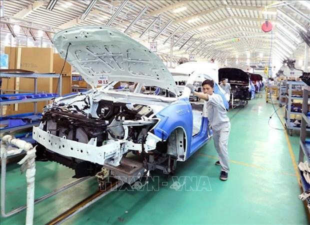 世行提出政策建议 助力越南保持优质增长 hinh anh 1