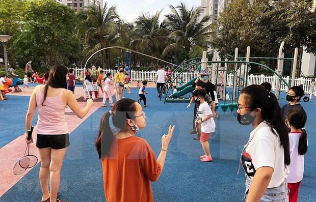 政府总理阮春福对儿童保护工作做出指示 hinh anh 1