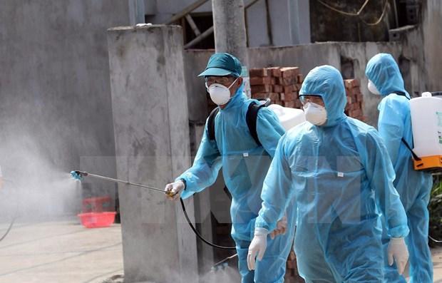截至27日下午越南连续41天无新增本地病例 呈阳性病例只剩下26例 hinh anh 1