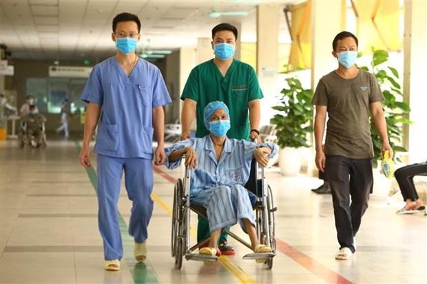 越南新增6例确诊患者治愈 hinh anh 2