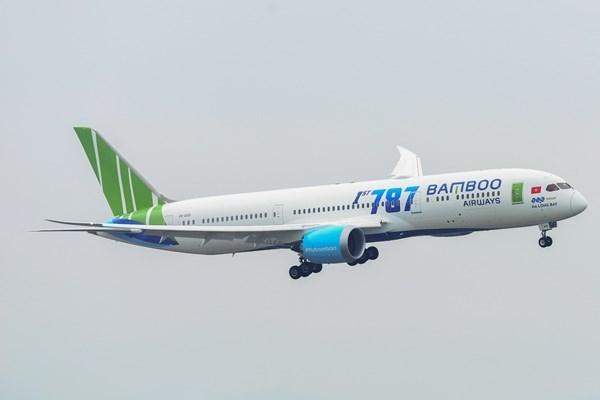 越竹航空国内航线网络从6月起全部恢复 hinh anh 1