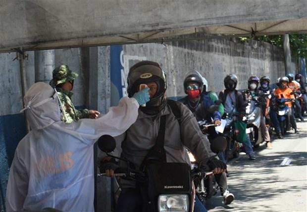 东南亚地区的疫情情况:老挝连续45天无新增新冠肺炎确诊病例 hinh anh 1