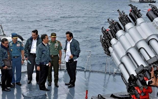 """印度尼西亚重申中国""""九段线""""违反《联合国海洋法公约》 hinh anh 1"""