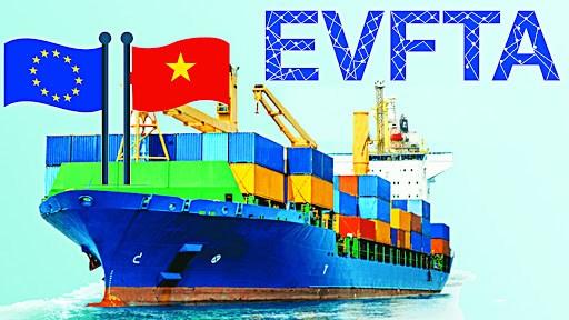 EVFTA协定:越南出口活动的助推剂 hinh anh 1