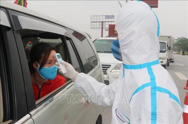 越南较为成功的防疫经验已吸引了国际关注 hinh anh 3