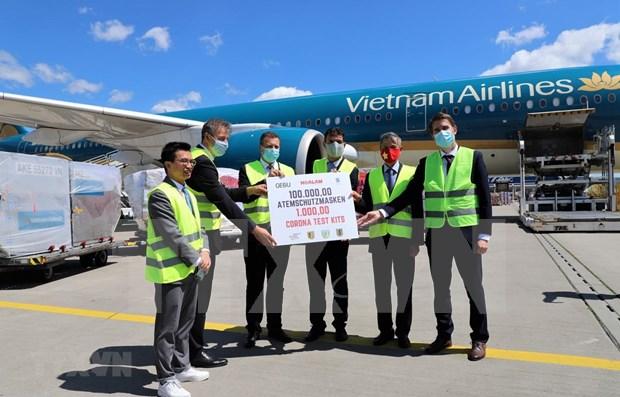 德国莱比锡市对越南所提供的援助给予高度评价 hinh anh 1