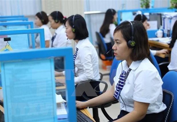 越南着力健全国家电子政务委员会 hinh anh 1