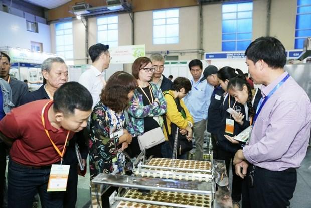 越南国际农机设备与农林渔业科技展将于10月底举行 hinh anh 1