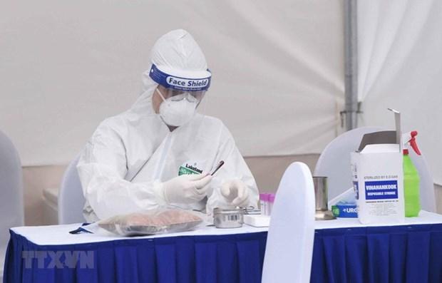 越南连续46天无本地新增新冠肺炎确诊病例新增14例治愈出院病例 hinh anh 1