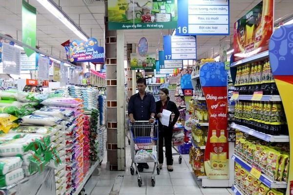 胡志明市5月份居民消费价格指数下降0.33% hinh anh 1