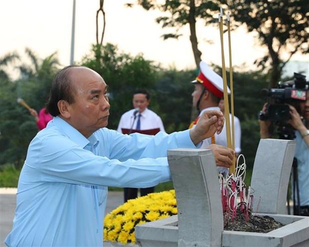 越南政府总理阮春福:北宁省要着手落实稳生产、保防疫的双重目标 hinh anh 3