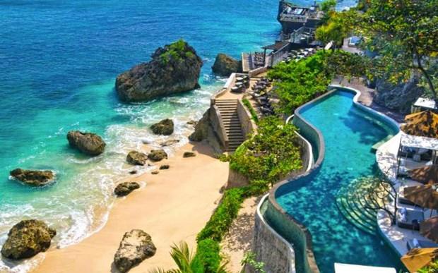 受新冠肺炎疫情影响印尼国际游客到访量下降87% hinh anh 1