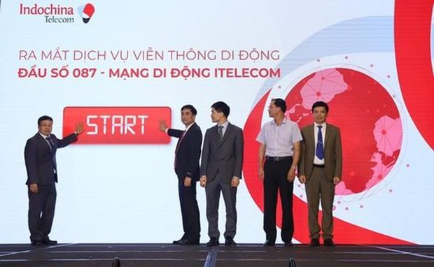 越南即将推出第二代移动虚拟网络服务 hinh anh 1