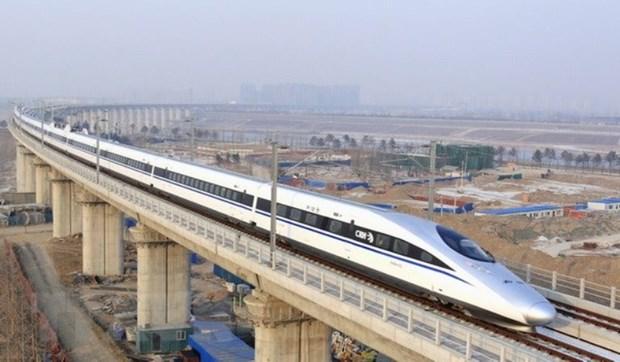 越南就北南高速铁路项目前期可行性研究报告进行审定 hinh anh 1