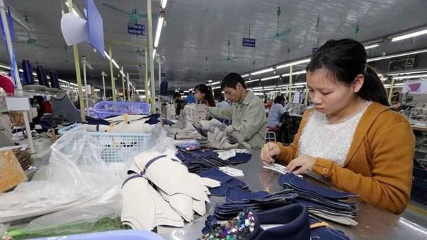 全球风险洞察网:EVFTA和EVIPA为越南经济提供更多收益来源 hinh anh 1