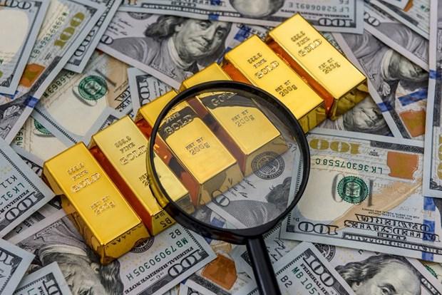 6月2日越南国内黄金价格略增 hinh anh 1