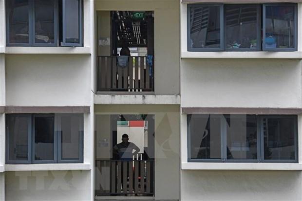新加坡将新建11个宿舍 确保10万名外劳的住宿需求 hinh anh 1